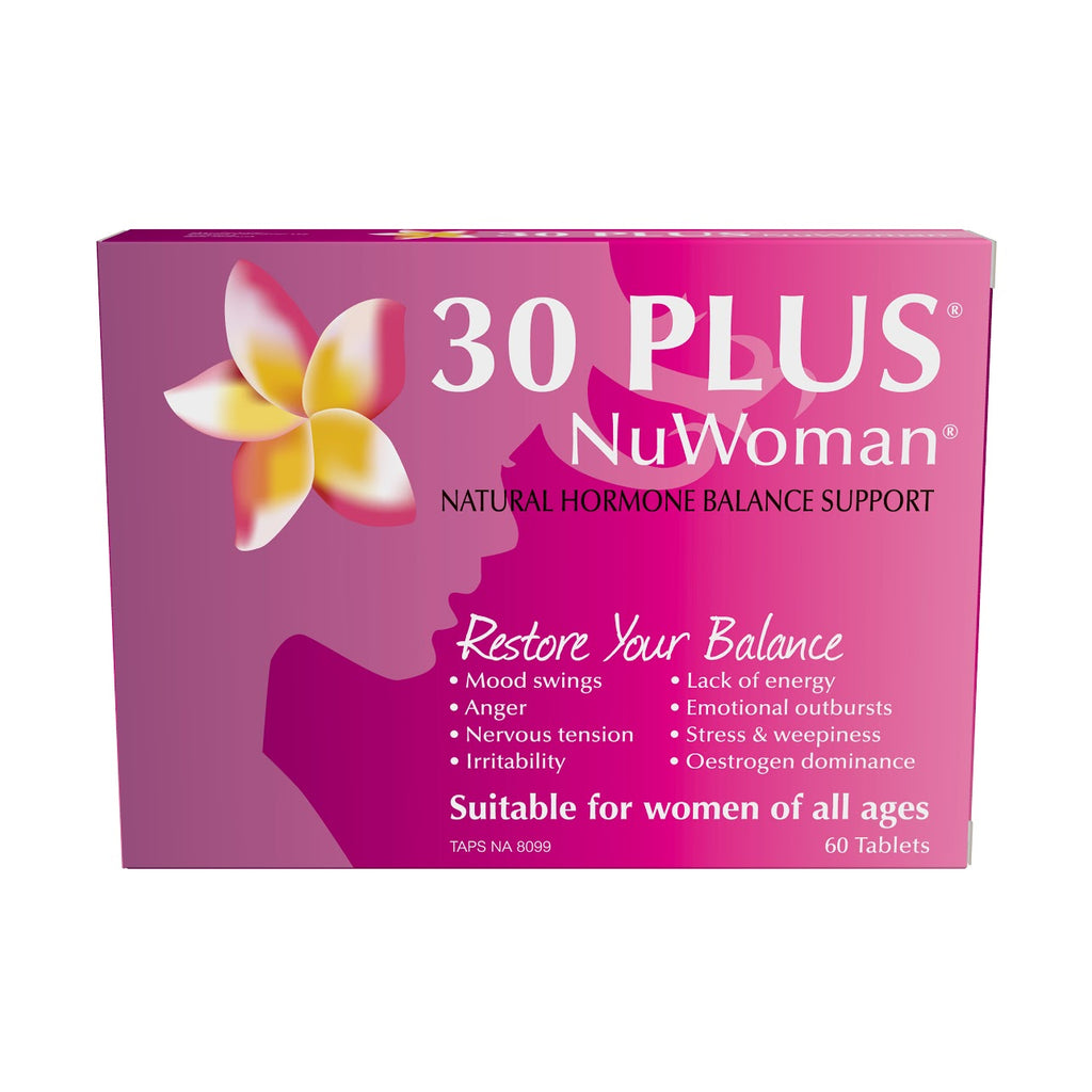 30 PLUS NuWoman Tablets