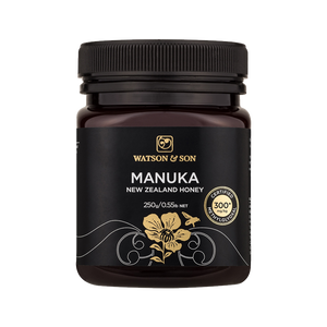 MANUKA HON+ PREMIUM 'BLACK LABEL'  - 250G