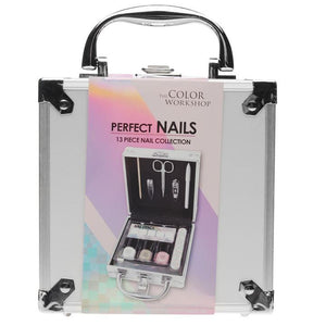 The Color Workshop Perfect Nails 13 Piece Nail Set