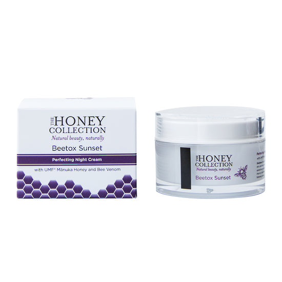 The Honey Collection Beetox Sunset - Perfecting Night Cream 50g