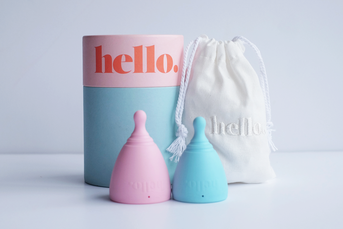 The Hello Box - 2 Hello Cups Inside