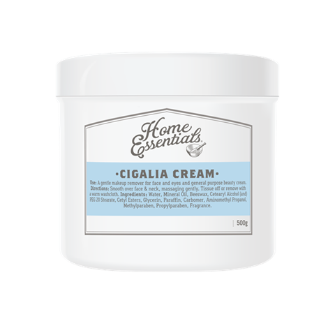 Home Essentials Moisturising Aqueous Cream 500g