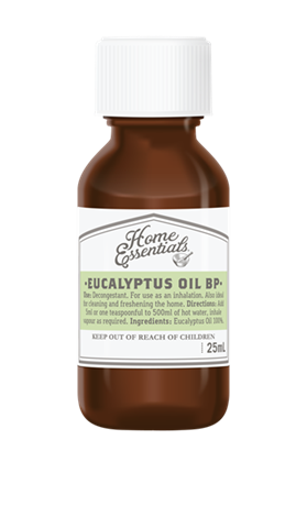Home Essentials Eucalyptus Oil BP