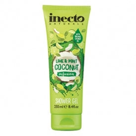 Inecto Lime & Mint Coconut Shower Gel 250ml