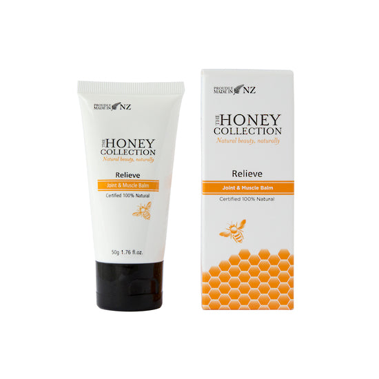The Honey Collection Relieve Joint & Muscle Balm 50g