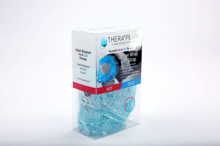 TheraPearl Hot + Knee Wrap