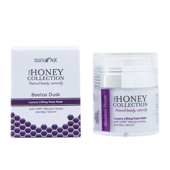 The Honey Collection Beetox Dusk - Luxury Lifting Face Mask 50g