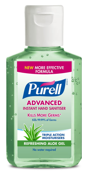 Purell Hand Sanitizer Aloe Vera 60ml