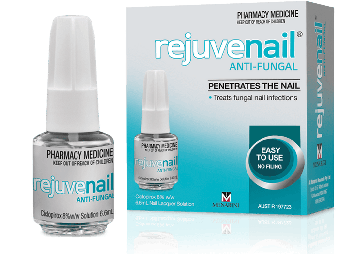 Rejuvenail Fungal Nail Solution 6.6ml