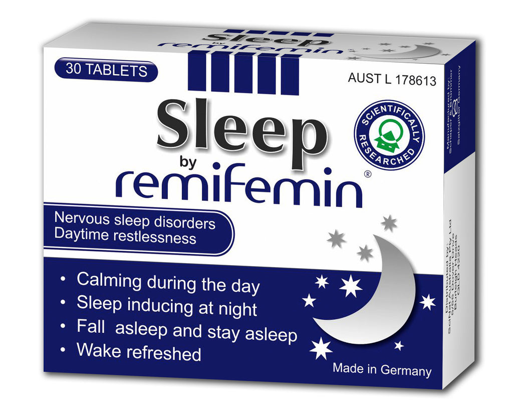 Remifemin SLEEP Tablets 30
