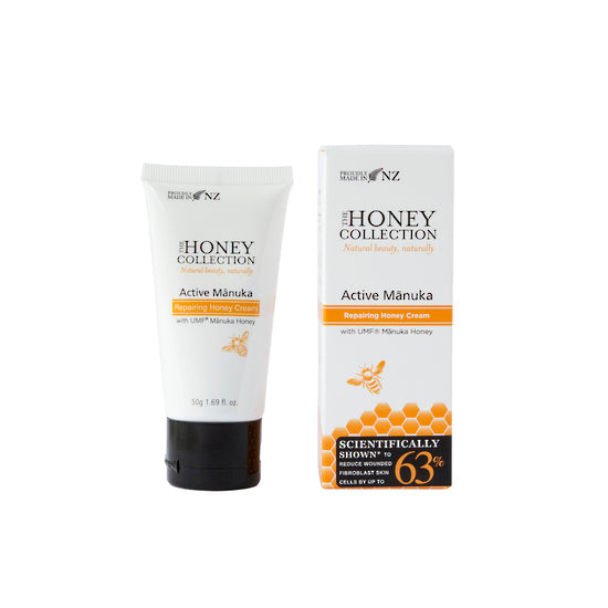 The Honey Collection Active Manuka 50g