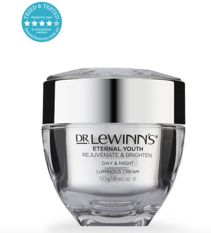 Dr Lewinns Eternal Youth Luminosity Day & Night Cream 50G