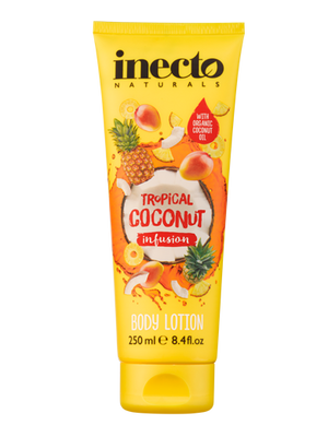 Inecto Tropical Coconut Infusion Body Lotion 250ml