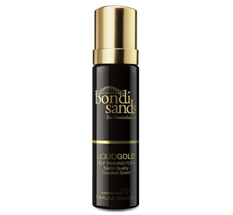 *New* Bondi Sands Liquid Gold Self Tanning Foam - 200mL