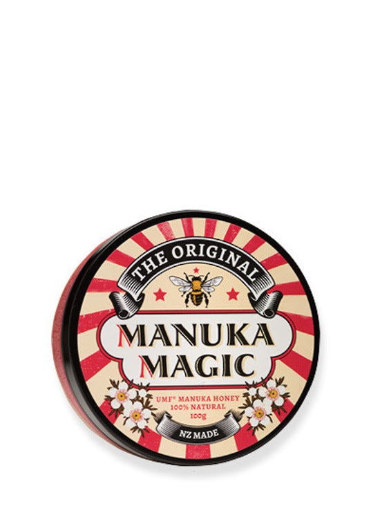 The Honey Collection Manuka Magic 100g