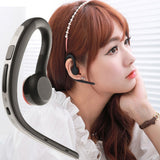 2017 Newest Fashion Jabra Jabraes Storm Wave 3 Black Wireless Bluetooth Headset HD Voice with Noise & Wind Blackout Bluetooth He