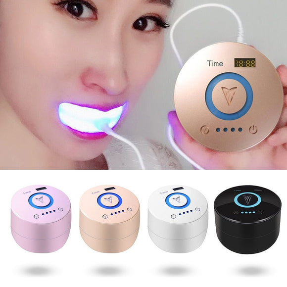Clod Light Teeth Cleaning Machine Home Use Oral Cleaning Tool Dental Equipment TVN6