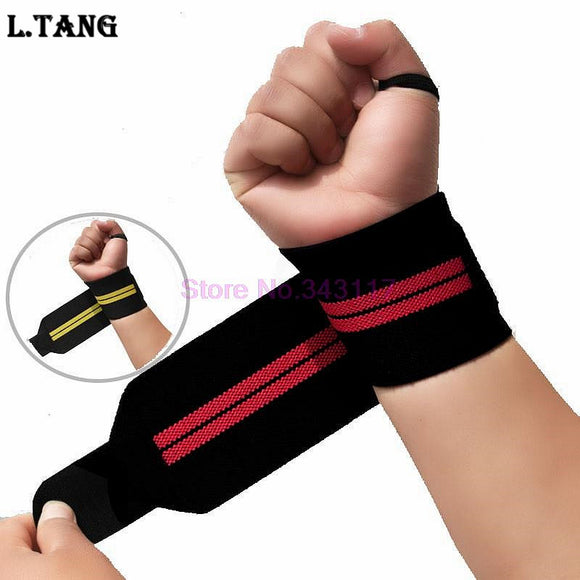 Sports Wrist Support Fitness Training Gloves