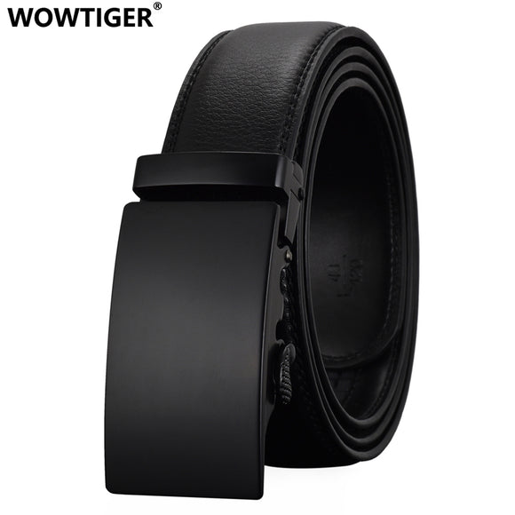 Fashion Designers Men Automatic Buckle Leather luxury Belts