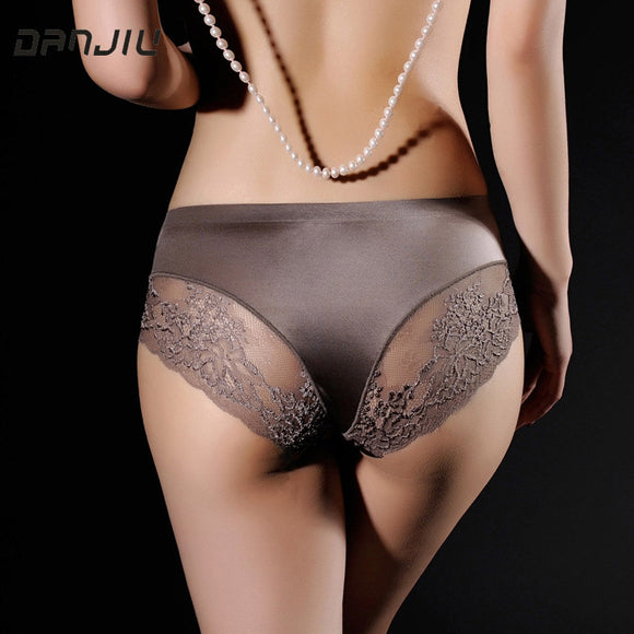 INCREASE PLEASURE Luxury Seamless Solid Underwear