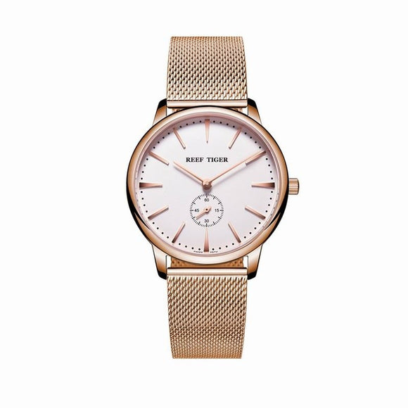 Tiger Luxury Ultra Thin Watches for Men and Women