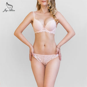 2018 New Arrival lace bra panties underwear women briefs  intimates women's lingerie
