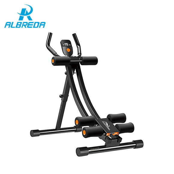 Adjustable Abdominal Machine Sports Gym Equipments home trainer