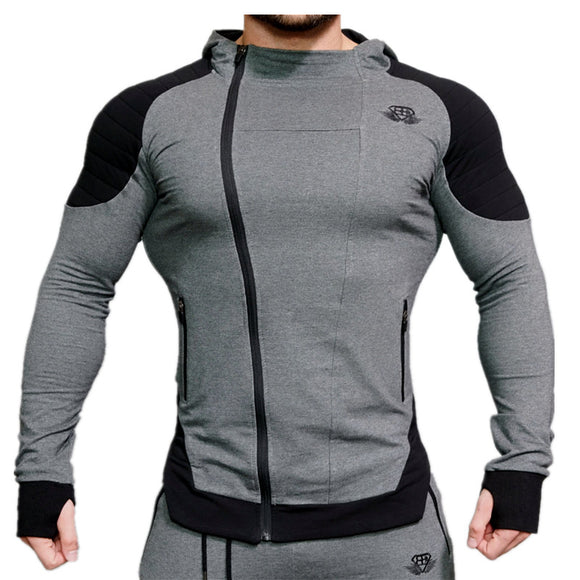 Newest Cotton Man Sweatshirts for fitness