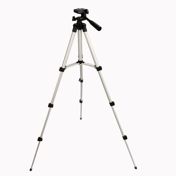 Lightweight Portable Telescopic Camera Tripod Stand Holder for Tripod 4section Mount Monopod Holder For iPhone/Nikon DV