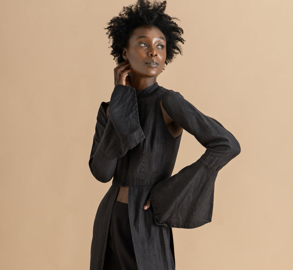 Shop NYC womenswear brand Elle Est... online at The Folklore