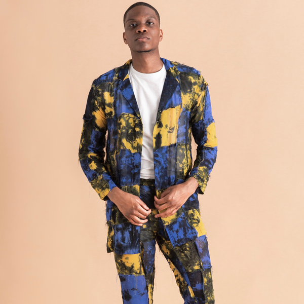 Shop menswear from luxury Nigerian brand Bloke