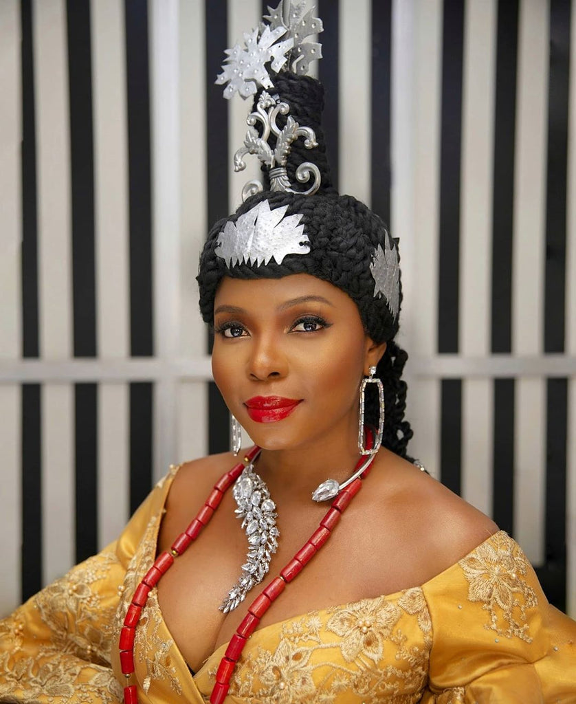 Listen to Yemi Alade on The Folklore