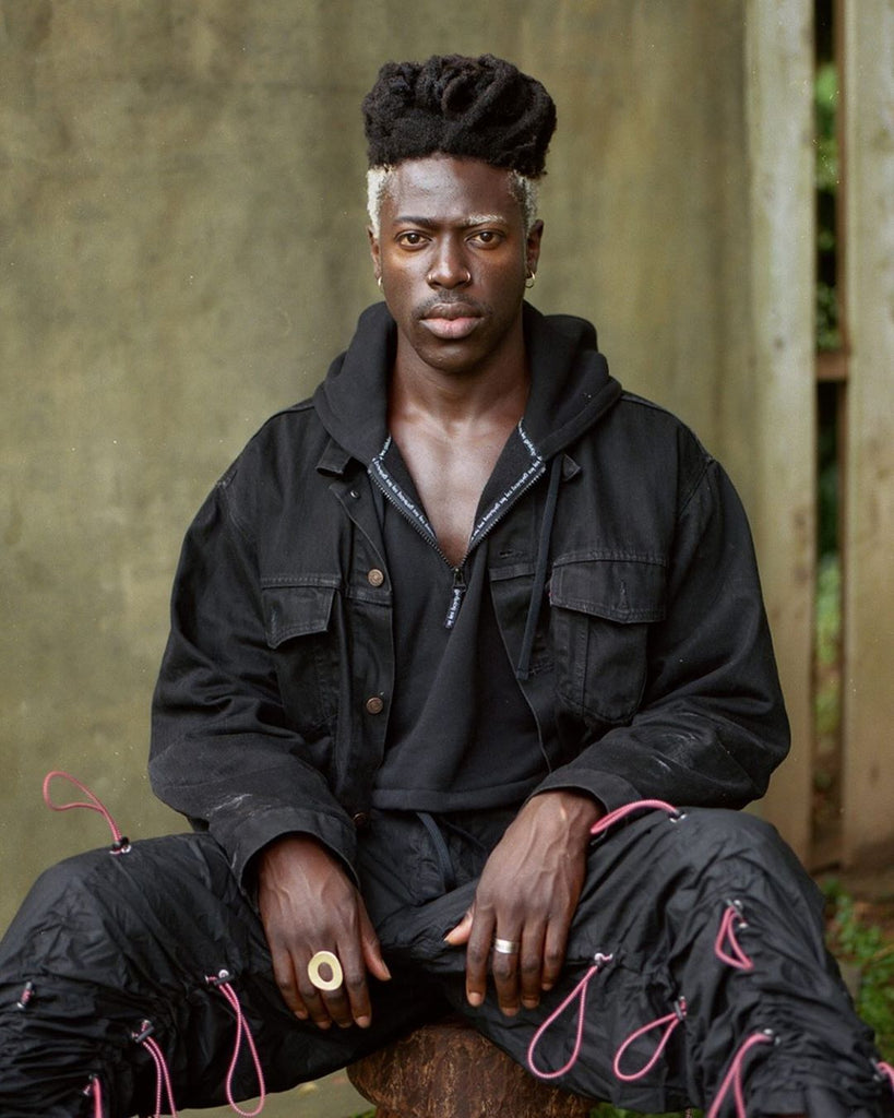 Listen to Moses Sumney on The Folklore