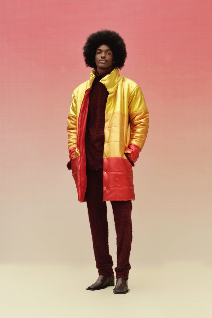 Orange Culture Fall/Winter 2021 Collection: Look 10
