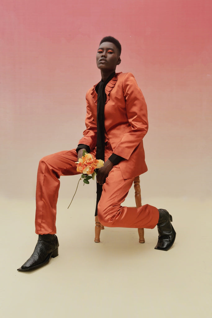 Orange Culture Fall/Winter 2021 Collection: Look 12