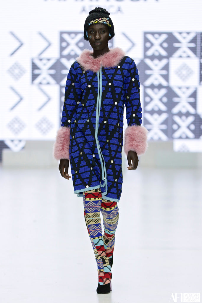 MaXhosa Fall/Winter 2019 Collection AFI Fashion Week Cape Town
