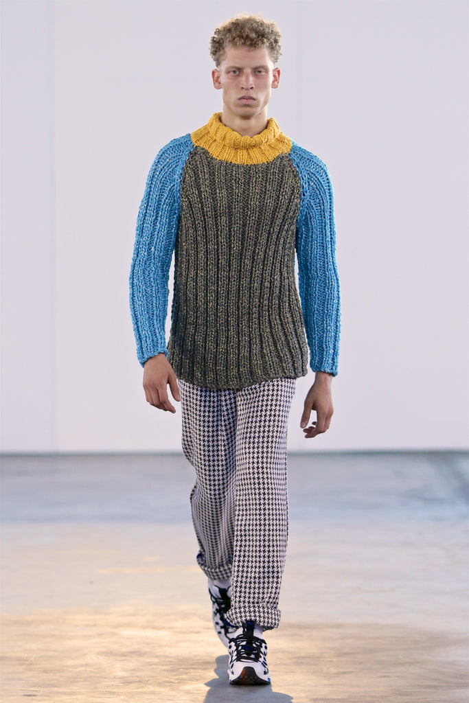 Nicholas Coutts Fall/Winter 2019 South African Menswear Fashion Week
