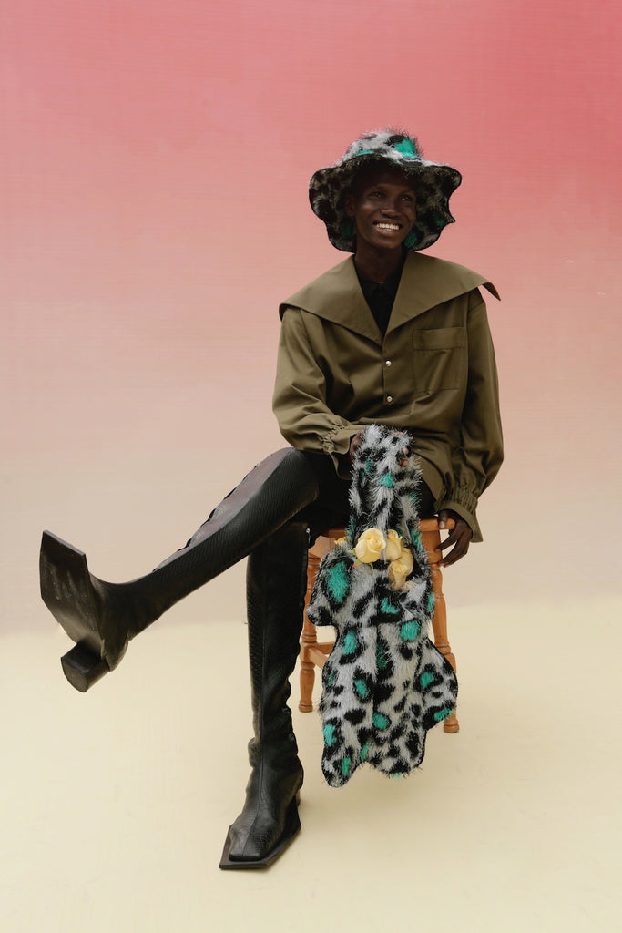 Orange Culture Fall/Winter 2021 Collection: Look 1