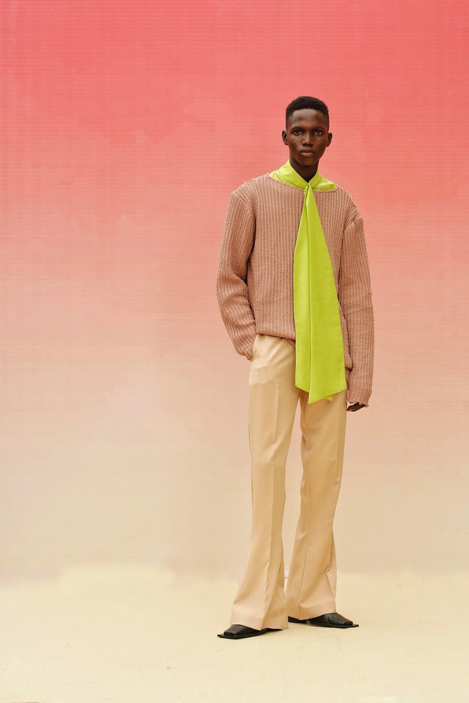 Orange Culture Fall/Winter 2021 Collection: Look 26