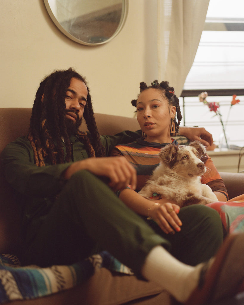 Observations: Laurise McMillian and Marshall Roach of Camp Coconut
