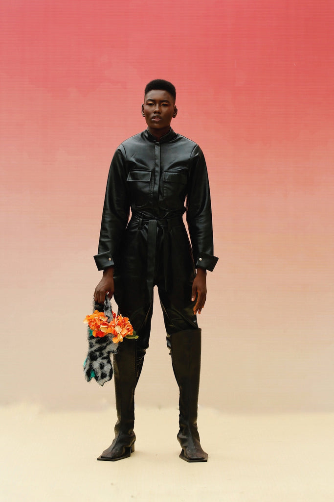 Orange Culture Fall/Winter 2021 Collection: Look 2