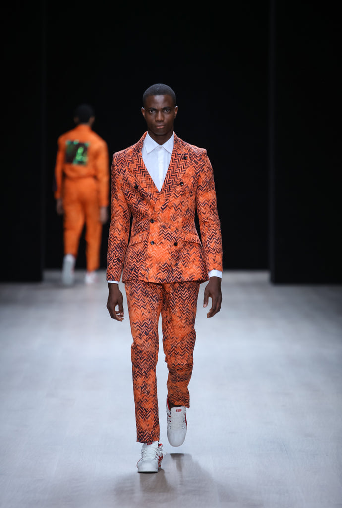 Tokyo James Fall/Winter 2019 Arise Fashion Week