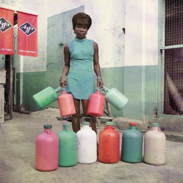James Barnor Fashion Photography