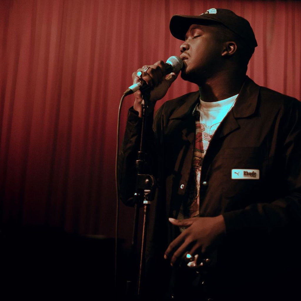 Listen to Jacob Banks on The Folklore