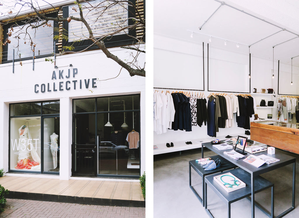 AKJP Collective Cape Town South Africa Fashion Retail Store