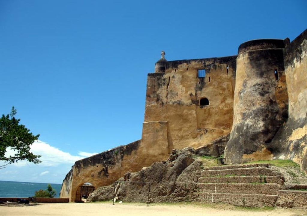 Fort Jesus Museum in Kenya