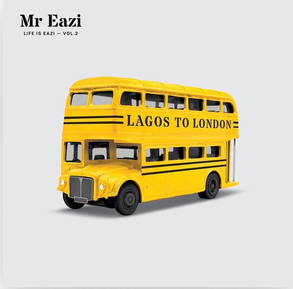 Mr Eazi's New Mixtape 'Lagos to London (Vol. 2) Album