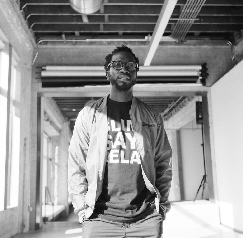 Our Folklore: Felton Brown, VP of Creative Services, Dreamville