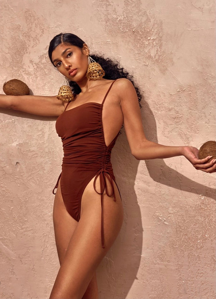 Shop the Adan swimsuit by Andrea Iyamah