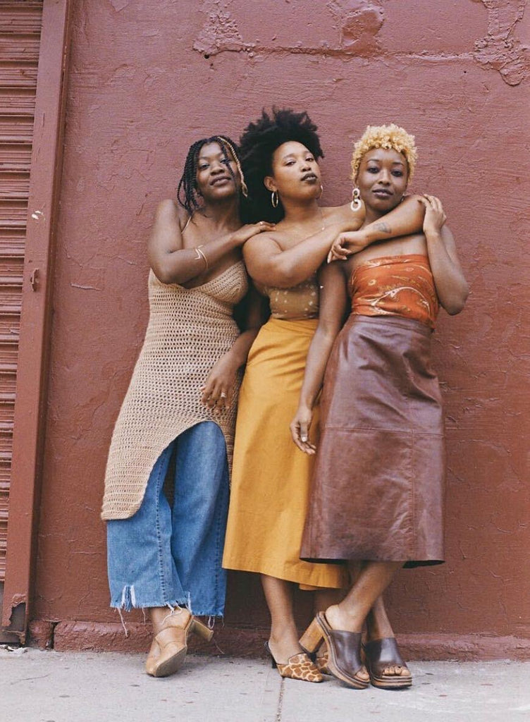 Sade Mims, Samantha Mims, Mecca James-Williams